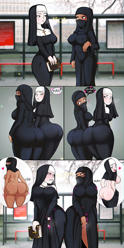 Nun Collection - part 32