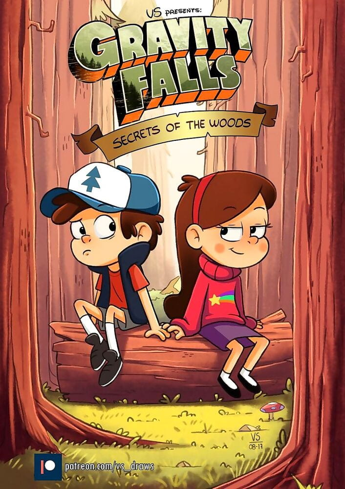 Gravity Falls- Secret Of The..