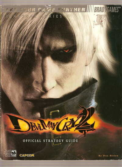 Devil May Cry 2 Official..
